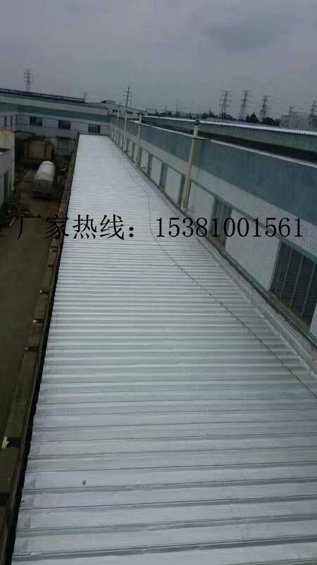 湖口县彩钢瓦棚漏水用哪种材料好 天信金属铝箔卷材15381001561