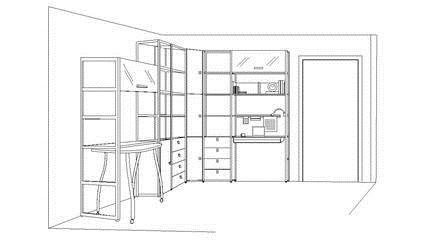 板式家具 异形数控开料机 济南中科数控开料机 四工序配置开料机 全屋定制家装设备