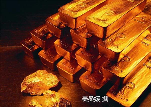 秦桑媛:4月2黄金开始震荡阴跌,回调修正对多头最有利