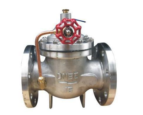 100x遥控浮球阀 液压水位水力控制阀 水箱浮球阀