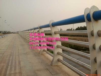 不锈钢复合管护栏 栏杆