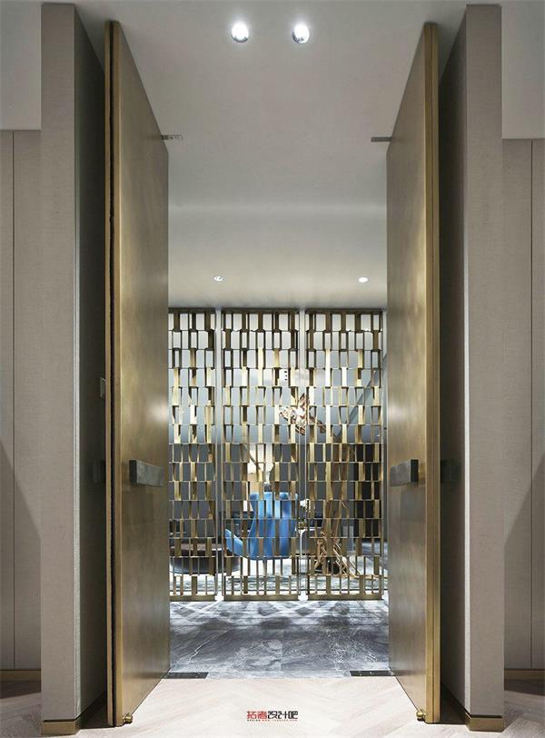 高品质彩色不锈钢装饰屏风 室内不锈钢装饰屏风花格