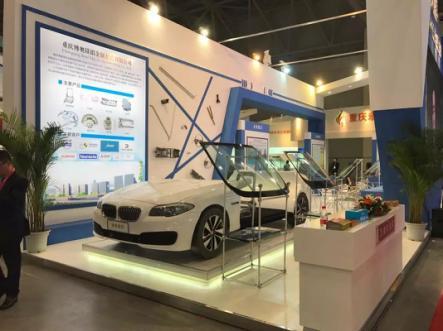 """""""一带一路""""战略助力AUTO TECH 2018 武汉新能源汽车技术及充电设备展"""