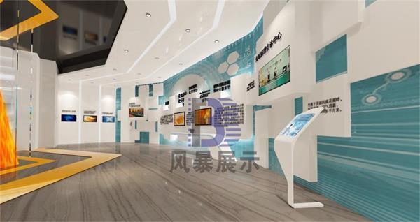 展厅布局设计,地板砖展厅装修效果图