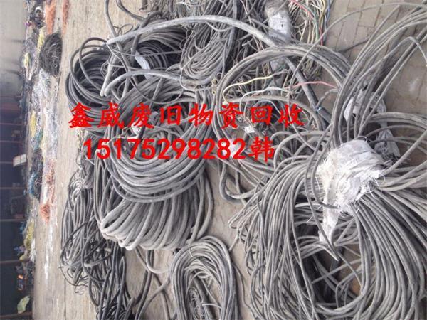 肥东县机电环回收多少钱一吨?