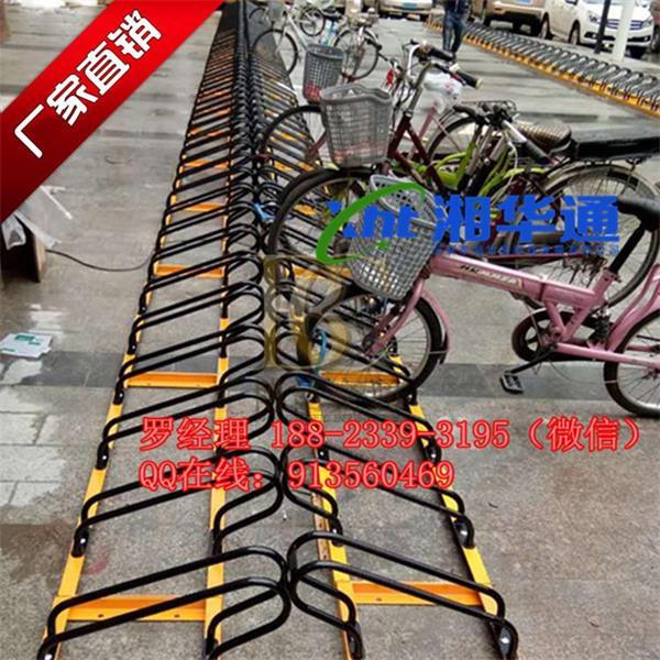 市政螺旋式自行车停车架规格
