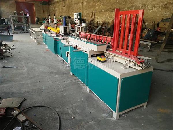 机械木工设备接木机厂家 全自动数控接木机 指接机直销