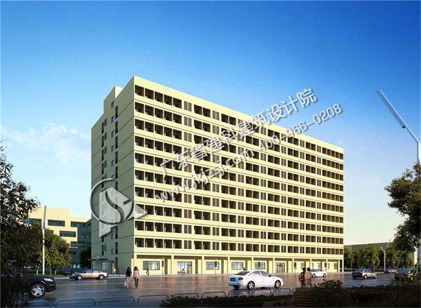 惠州工业园区规划设计,惠州厂房改造-广东建科建筑设计院