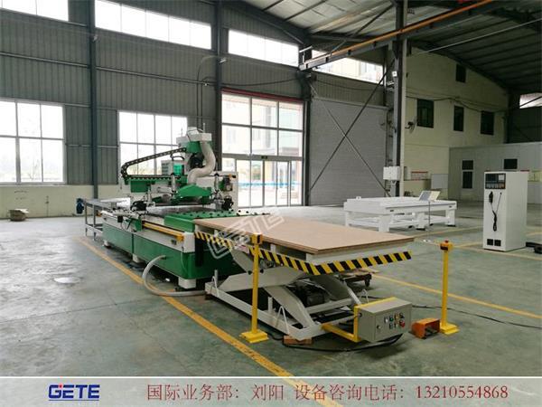 家具生产厂 数控木工开料机 ua-48
