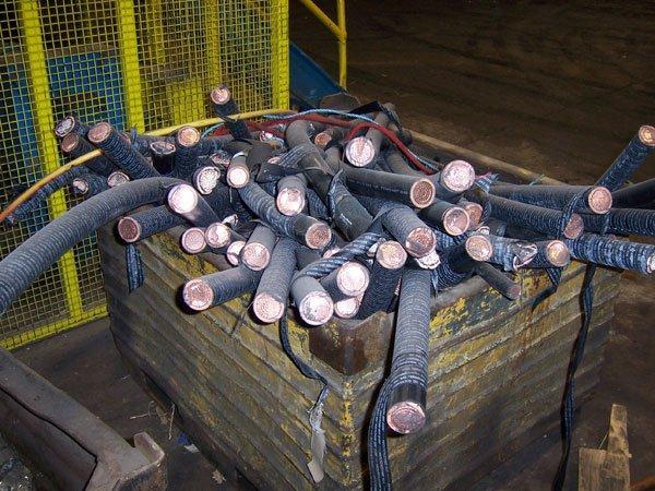 鄢陵县不锈钢采取废铜收购衡量榜样