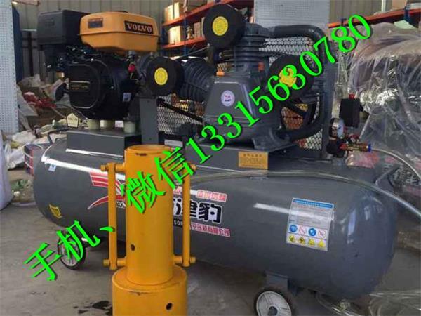 德派尔厂家直销防汛打桩机 气动防汛植桩机 抢险救援打桩机