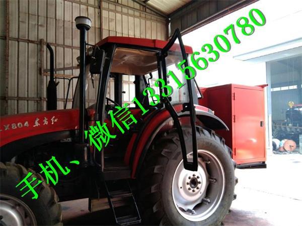 胶轮移动电站 拖拉机两用机 804拖拉机电焊机