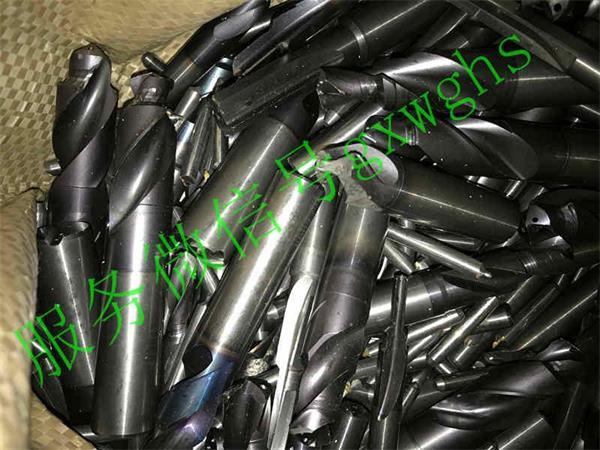 回收钨钢钻头 增城市回收钨钢钻头