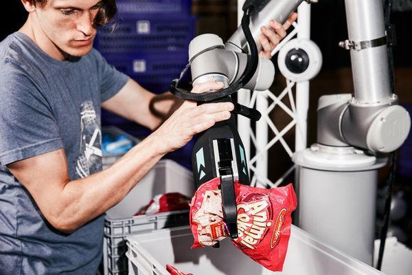 机器人,网购,机械工程师,物流公司,服务机器人,机械手