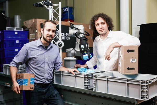 机器人的下一项突破:给你的网购订单拣货装箱
