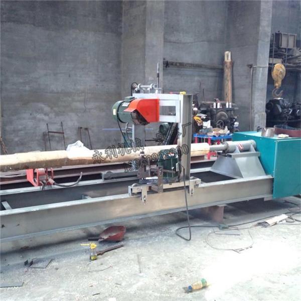 圆木车床 古建筑圆木车床 圆木柱 产品说明 圆木车床mc80型, 我厂