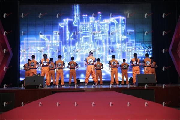 上海年会节目演出公司图片