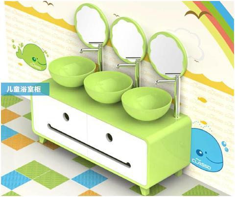 幼儿园洗手池最佳安装方法,你要get到 !