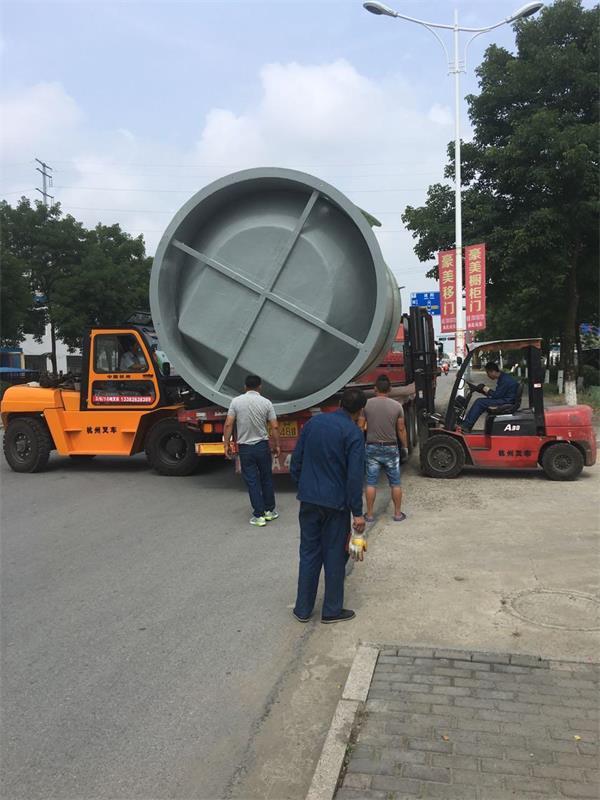 驻马店汝南一体化预制泵站金泽供水