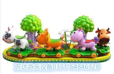 最新儿童游乐设备欢乐农场 河南万达游乐限量款