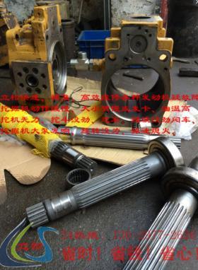 天全县神钢挖掘机分配器维修公司