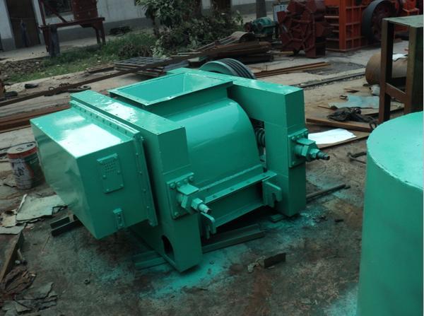 双齿辊破碎机(2PCM双齿辊破碎机)在洗煤设备生产中的作用所在