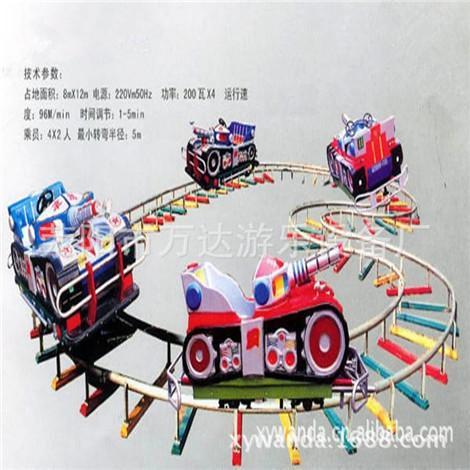 豪华游乐设备激光战车 万达儿童游乐设施规范操作