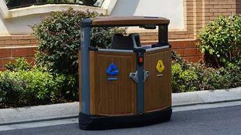 洛阳沃志家具--垃圾桶厂家