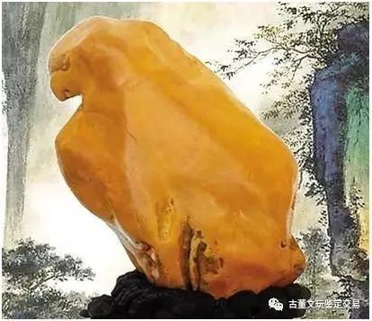 2017动物图案奇石征集
