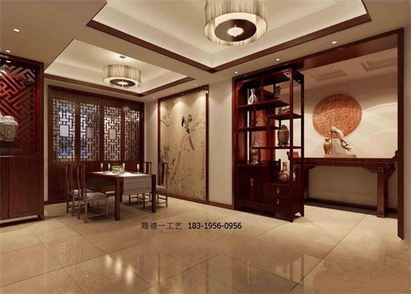 仿古装修,仿古客厅装修,中式仿古装修风格