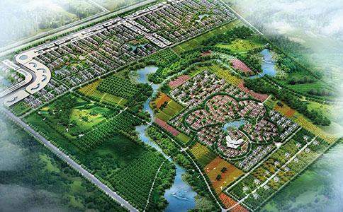 鹤岗建设规划图