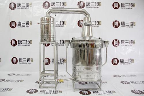 唐三镜酿酒设备之大中型酿酒厂专用设备