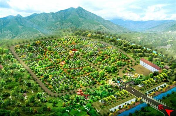 建平县写创意产业园项目文本规划千寻601