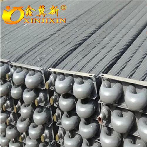 GRD-6钢制绕翅片管散热器 GRD-6钢制绕翅片管散热器厂家-鑫冀新