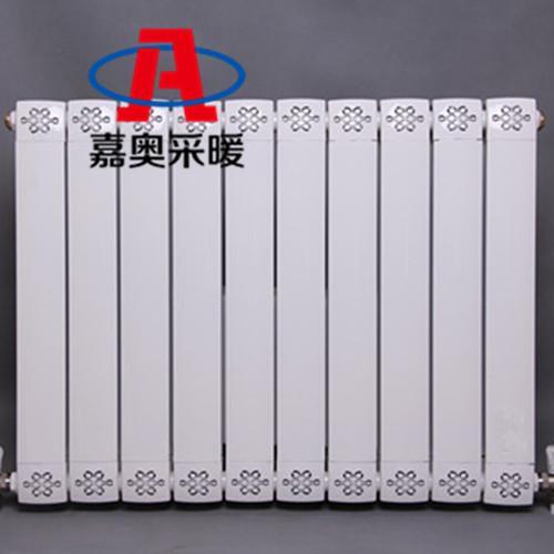 冀州SCGLZY8-6 600-1.0耐腐蚀耐钢铝复合暖气片散热器厂家