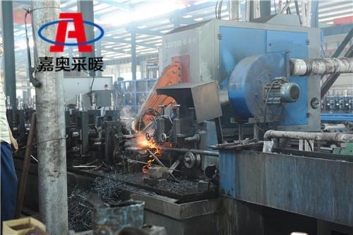 工程家用钢铝复合暖气片散热器厂家批发价格型号-嘉奥采暖