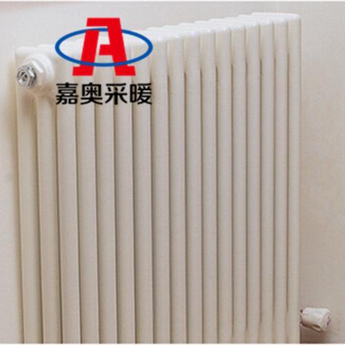 民用低碳钢暖气片防腐家用钢三柱散热器厂家-嘉奥采暖