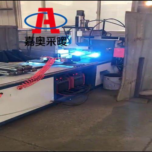 钢制高频焊翅片管暖气片供应车间厂房专用翅片散热器-嘉奥采暖