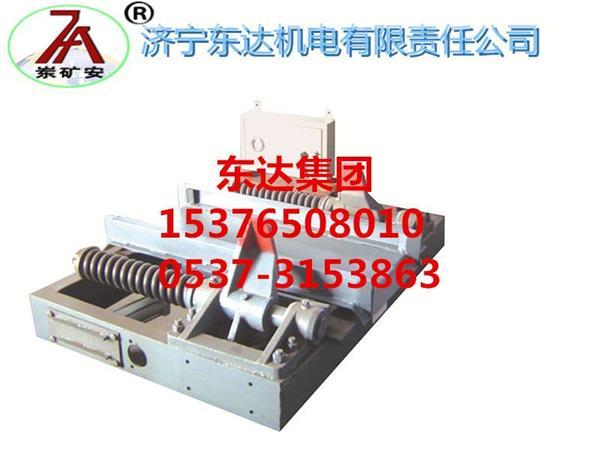 QZC系列气动阻车器