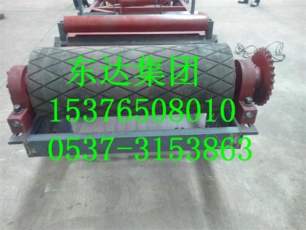 GLD系列给煤机驱动滚筒,各种规格滚筒