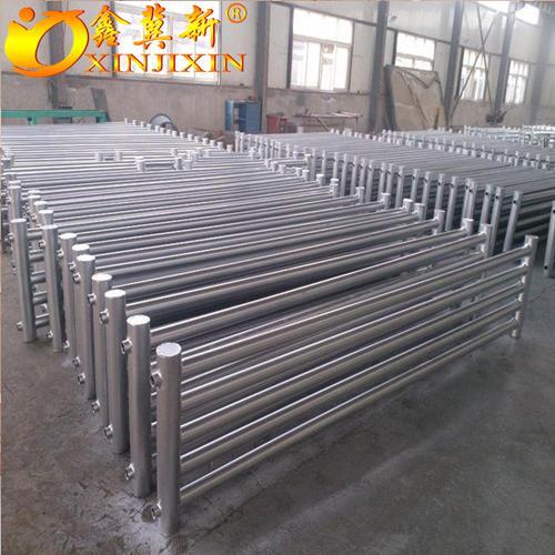 蒸汽排管散热器 A型D89 3.5大型蒸汽光排管散热器厂家-鑫冀新