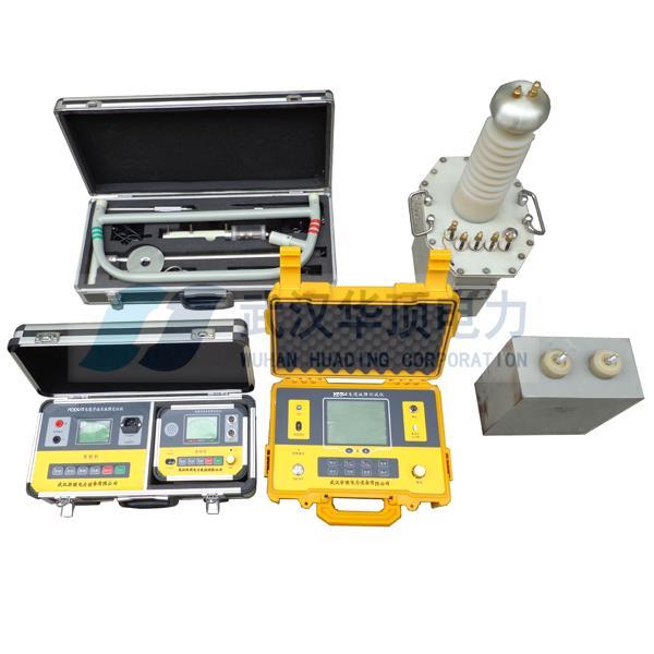 2.高压输出直接接至故障电缆,操作安全,接线简便.  3.
