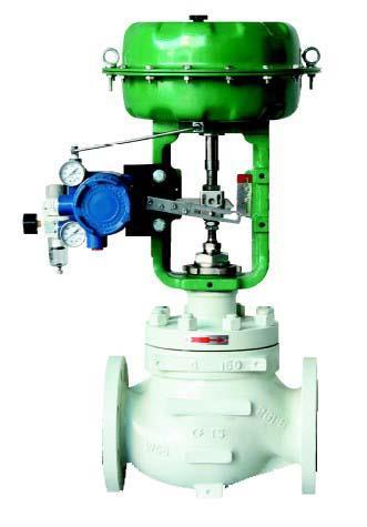 进口气动高压差调节阀,进口气动温度控制系统,进口气动流量控制系统图片
