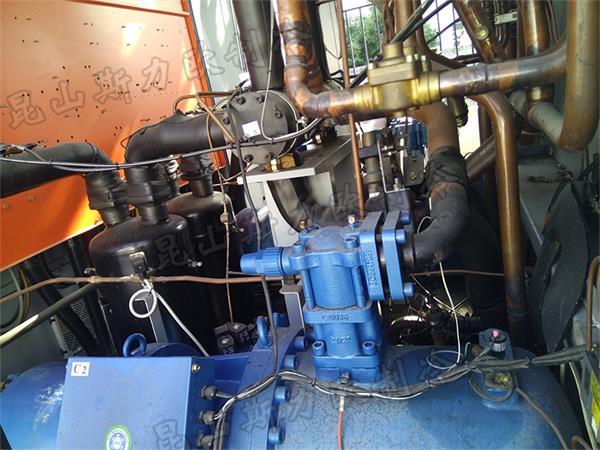 冷却水泵结构