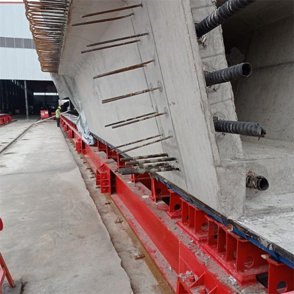 公路橋梁養護噴淋系統 梁場循環式噴淋 混凝土噴淋設備