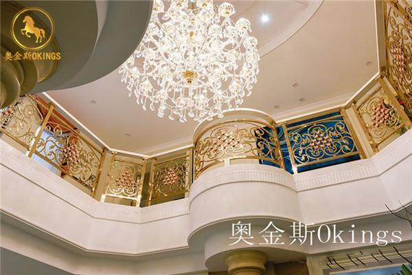 第一会所有码原创_瞧瞧更多铝艺楼梯雕花欧式铜楼梯扶手图片