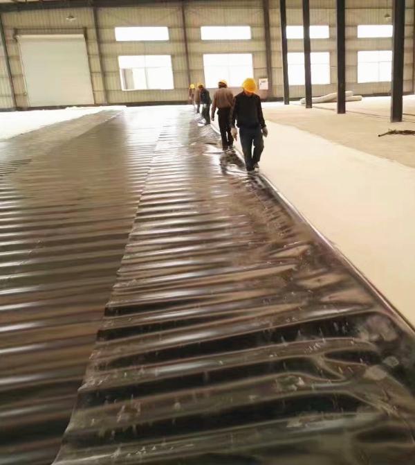 重慶土工膜工廠出品黑色HDPE防滲膜