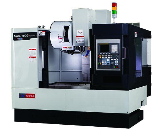 山东威达VMC1000立式加工中心