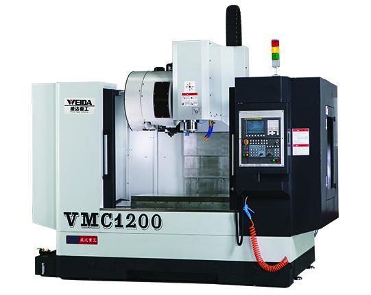 山东威达VMC1200立式加工中心/VMC1400加工中心