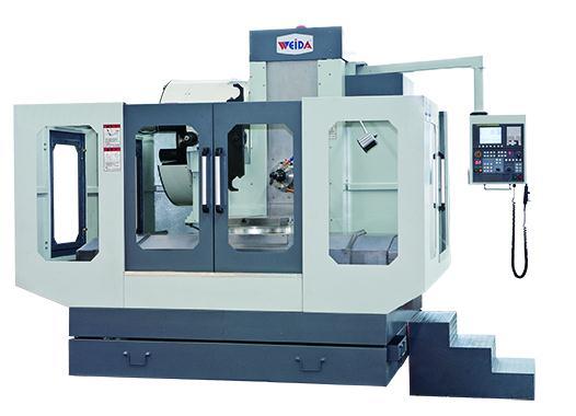 山东威达HMC630单工位卧式加工中心